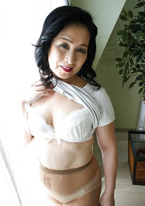 Older Women Asian Pics