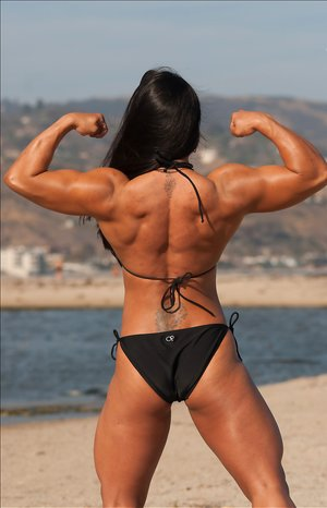 Muscle Asian Pics
